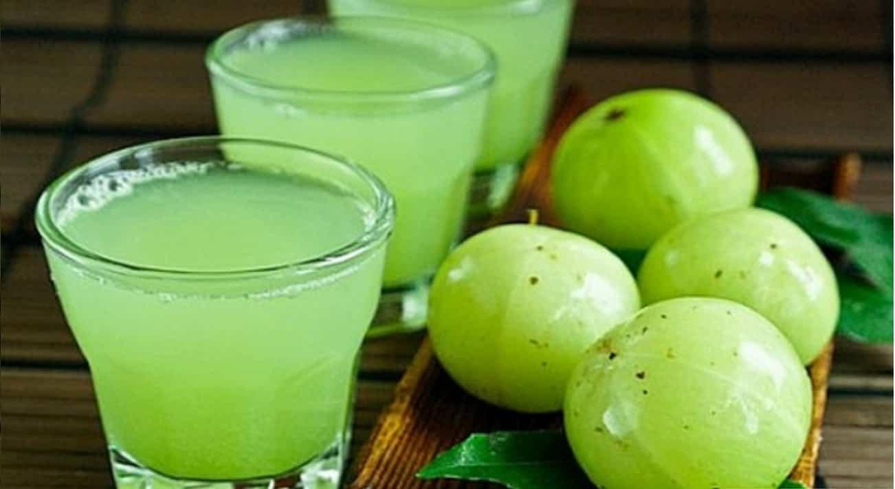 Amla frutto e succo