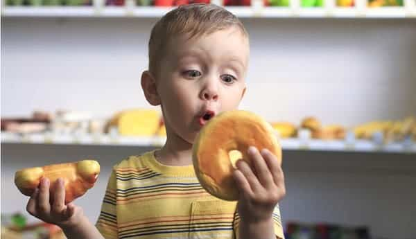 Anche il cibo è una droga.Ecco gli alimenti che creano dipendenza specialmente ai bambini