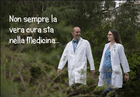 Il Dottor Zarr. Il medico che prescrive Passeggiate in natura invece dei Farmaci.