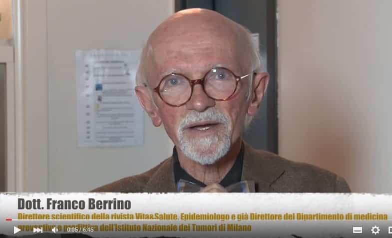 Dott. Franco Berrino: Ecco come dimagrire senza fare la dieta