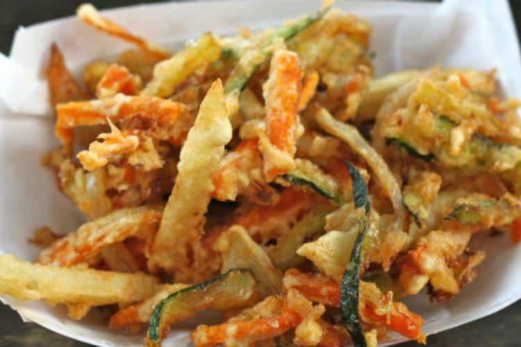 Verdure: meglio fritte che bollite. Strano ma vero.Ecco perchè