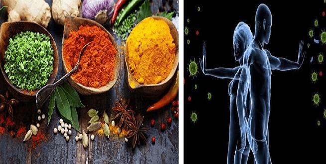 Antibiotici naturali: curcuma, aglio, zenzero e...