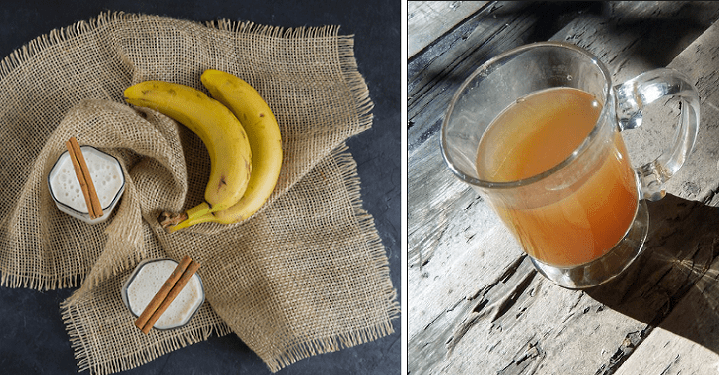 Infuso di banane