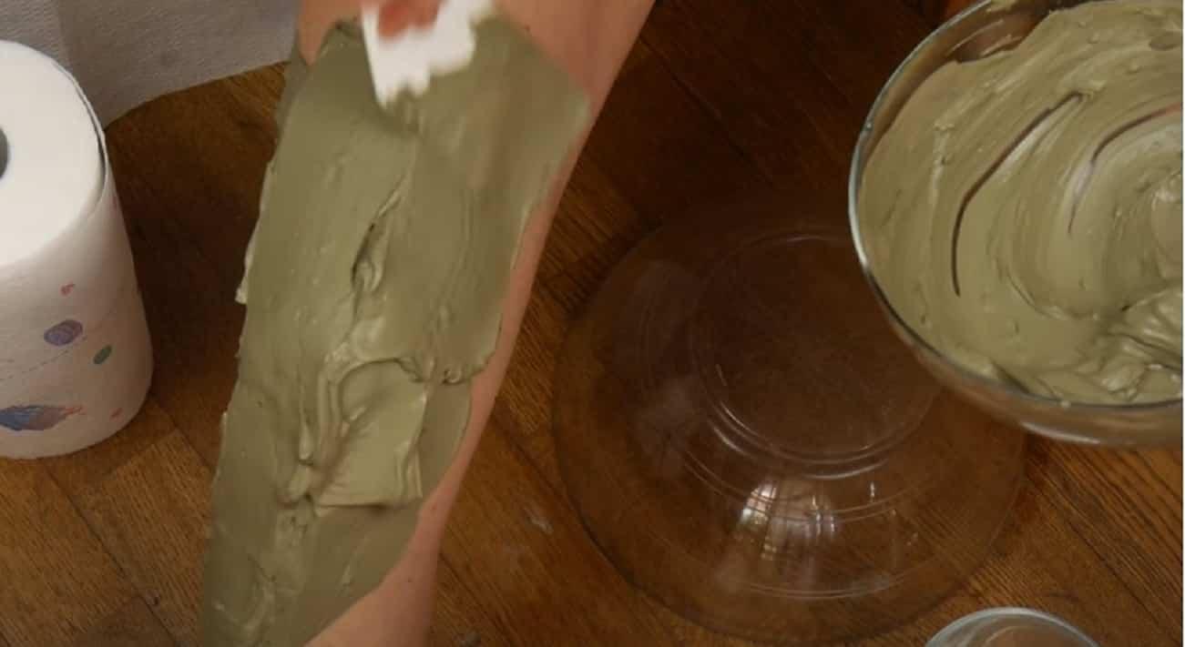 Argilla verde per dolori articolari