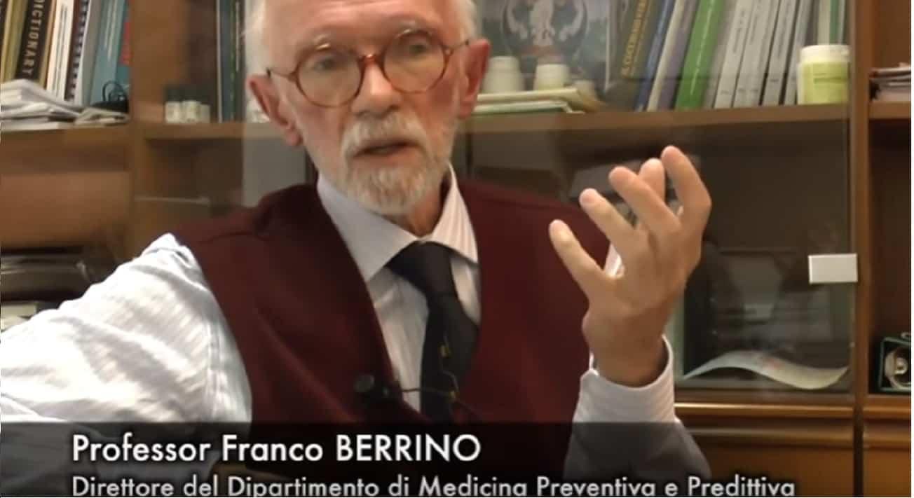 Franco Berrino latte di mucca dannoso per pazienti oncologici