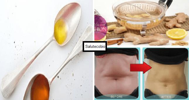 Come perdere peso con il trucco del cucchiaio