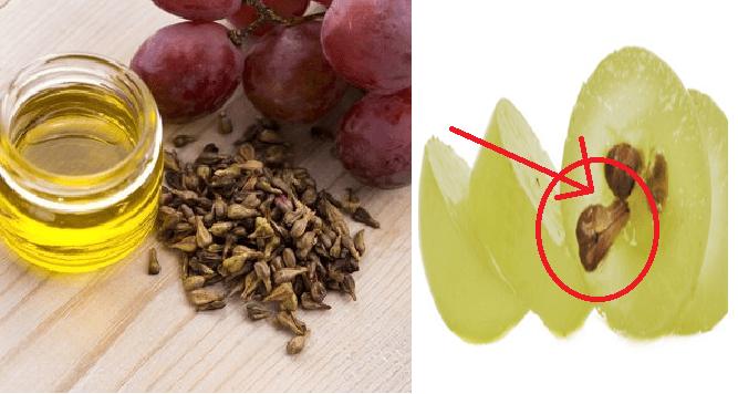 I benefici sconosciuti ma indiscussi degli Acini d'uva. Non scartarli mai!