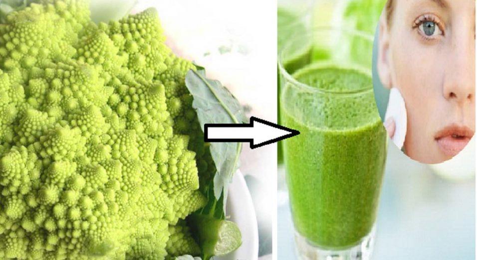 broccolo romano o cavolfiore proprietà