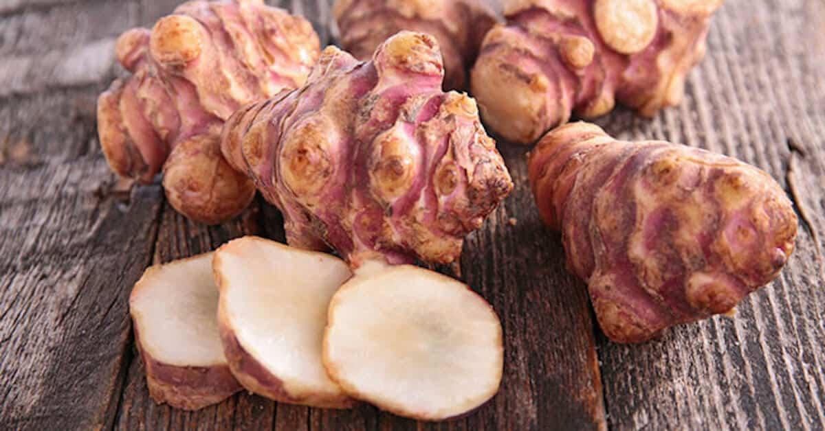 Topinambur: potassio, ferro e cura dello stomaco.Come cucinarlo