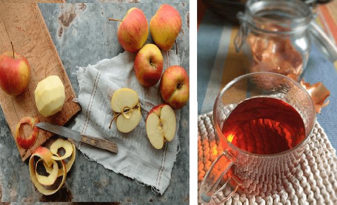 Buccia di mela: L'ingrediente che cura raffreddore e congestione
