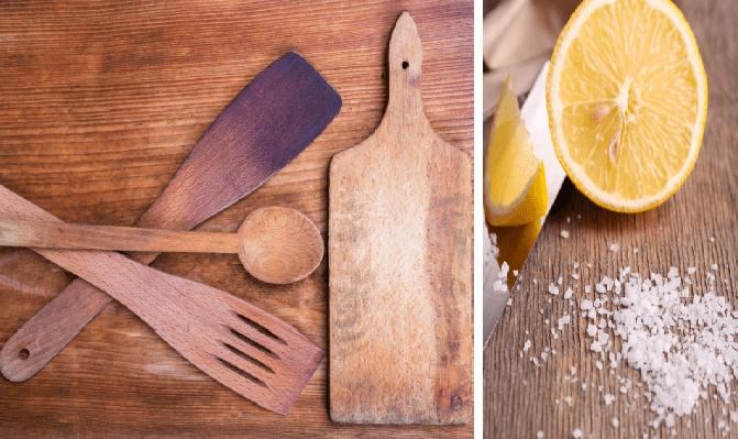 Avete un tagliere di legno in casa? Occhio alle muffe
