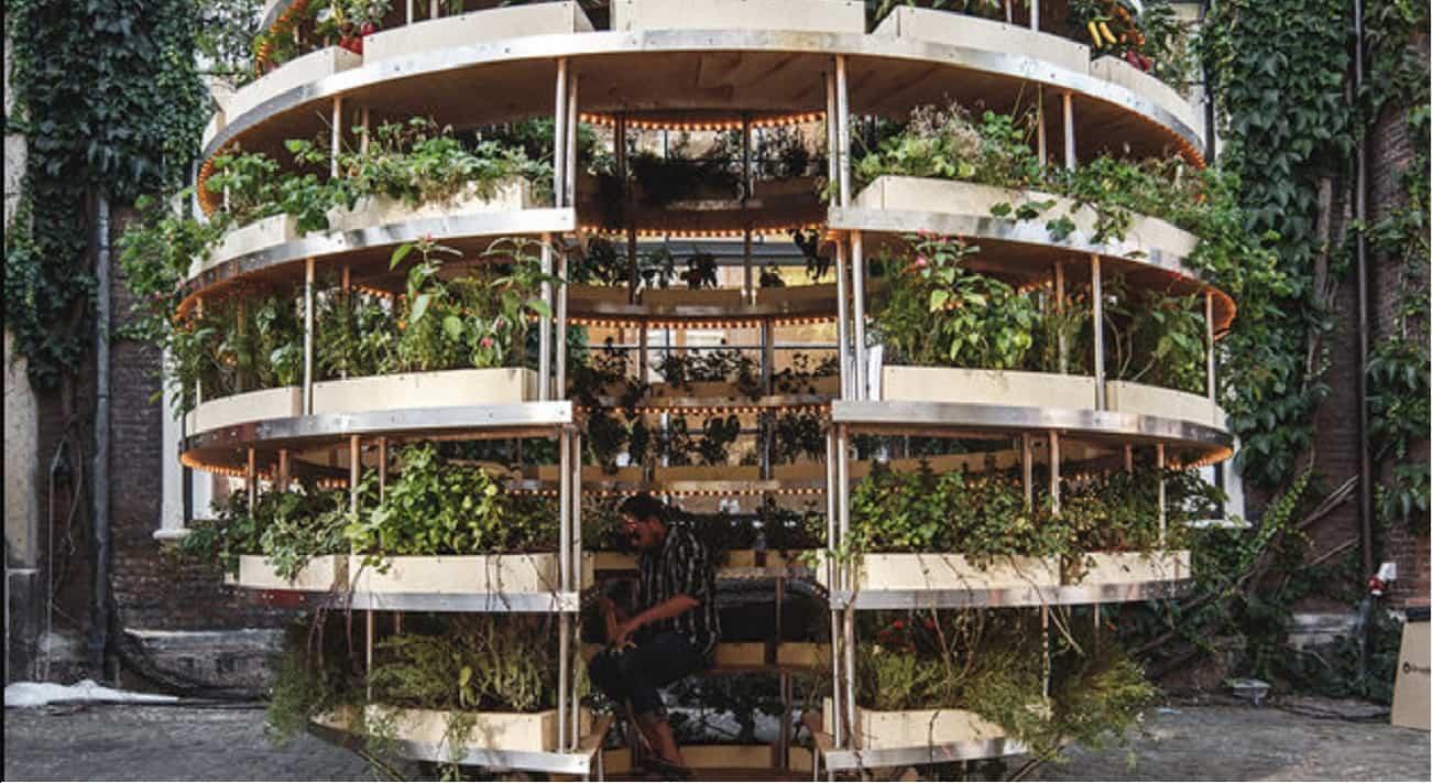 Orto Ikea verticale