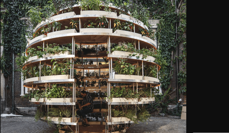 Growroom,l'orto sostenibile ikea che alimenta un intero quartiere
