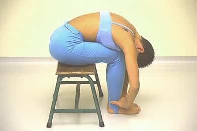 stretching lombare - mal di schiena