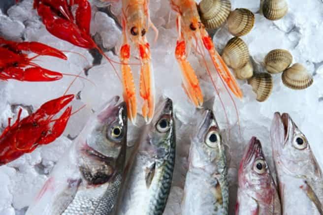 Pesce taroccato. Cafados: la sostanza che fa sembrare fresco il pesce vecchio