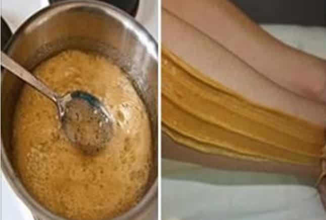 Ceretta bio allo zucchero:non irrita,antibatterica,disinfettante