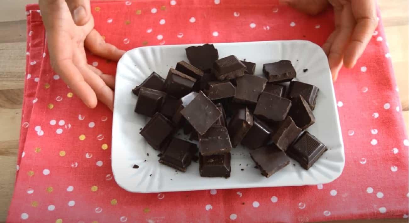 Cioccolato fondente e ferro