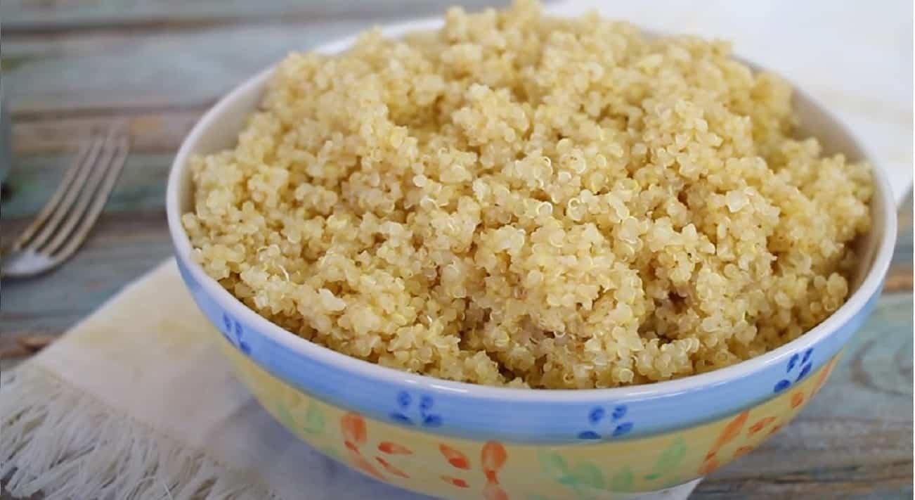 Indice glicemico quinoa