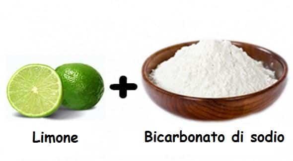 Mal di gola:un efficiente rimedio a base di limone e bicarbonato