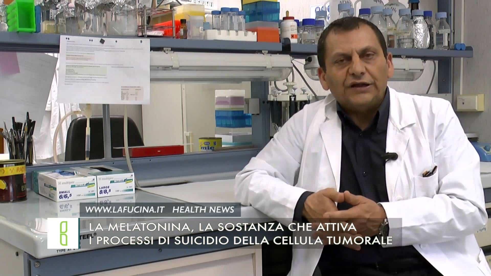 """La Melatonina fa""""suicidare""""le cellule tumorali.Ecco dove si trova"""