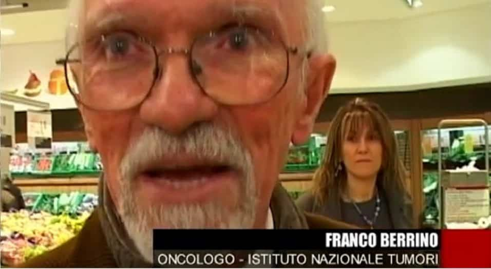 Franco Berrino Report