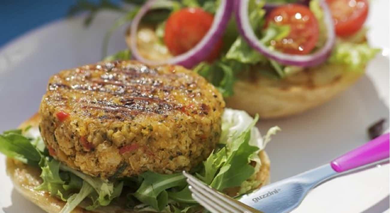 Hamburger vegani ricette