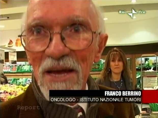 Al supermercato col Dott. Berrino per una spesa salutare.VIDEO