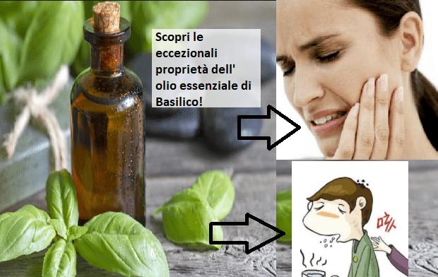 Olio e Basilico. Unguento e olio prezioso dai mille usi