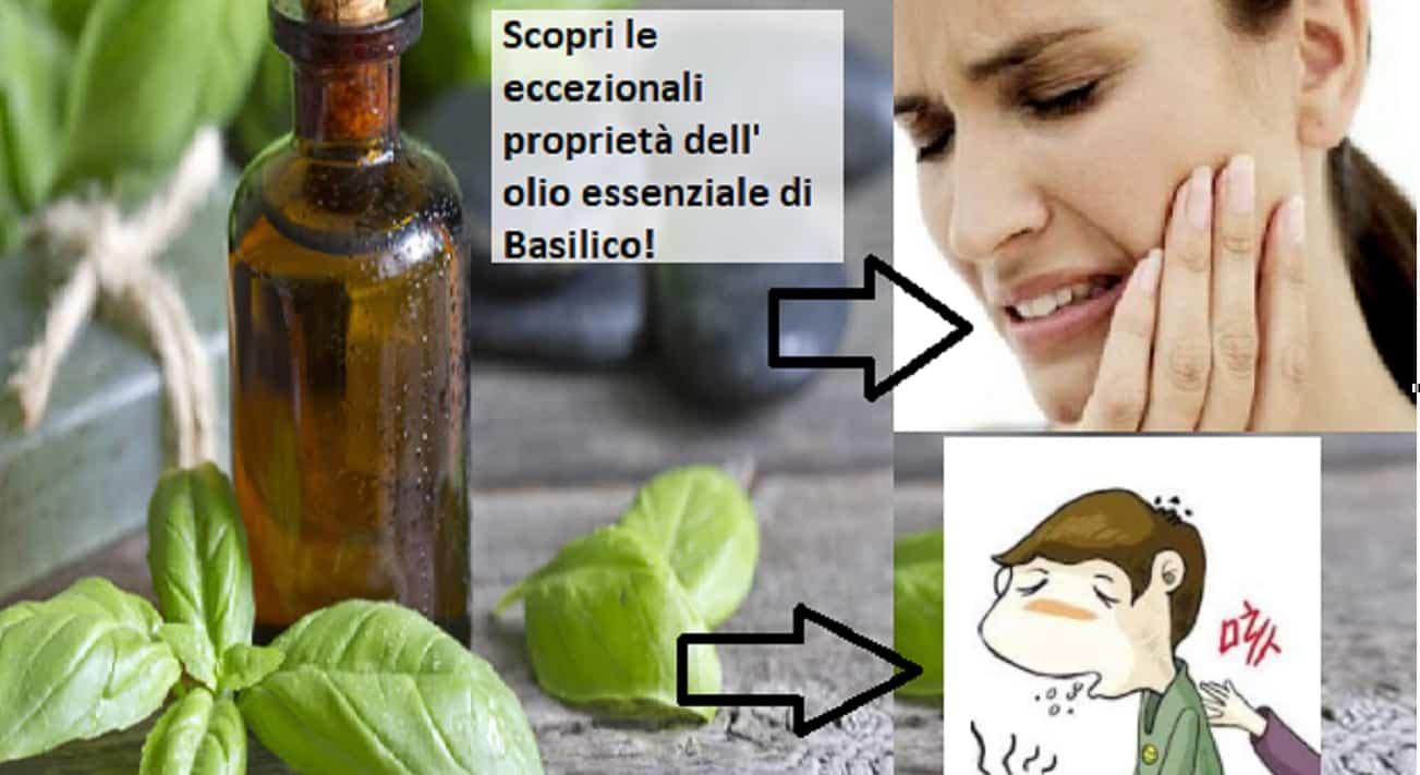 Oleolito di basilico
