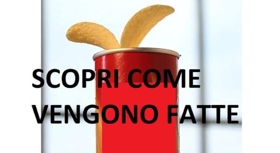 Pringles ingredienti bizzarri