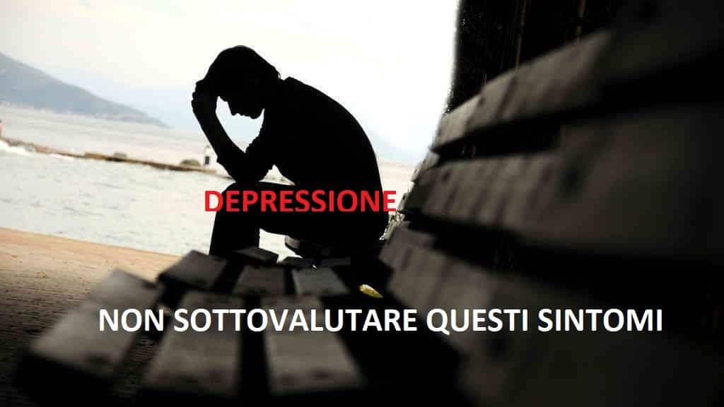 8 sintomi della depressione da non sottovalutare assolutamente