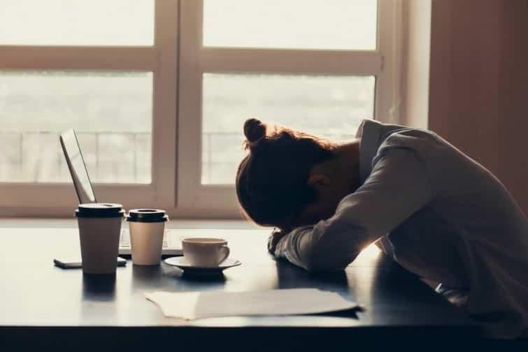 sintomi della depressione fatica