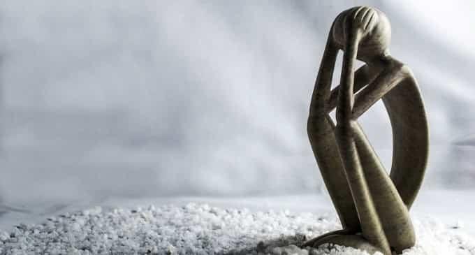 sintomi della depressione sensi di colpa