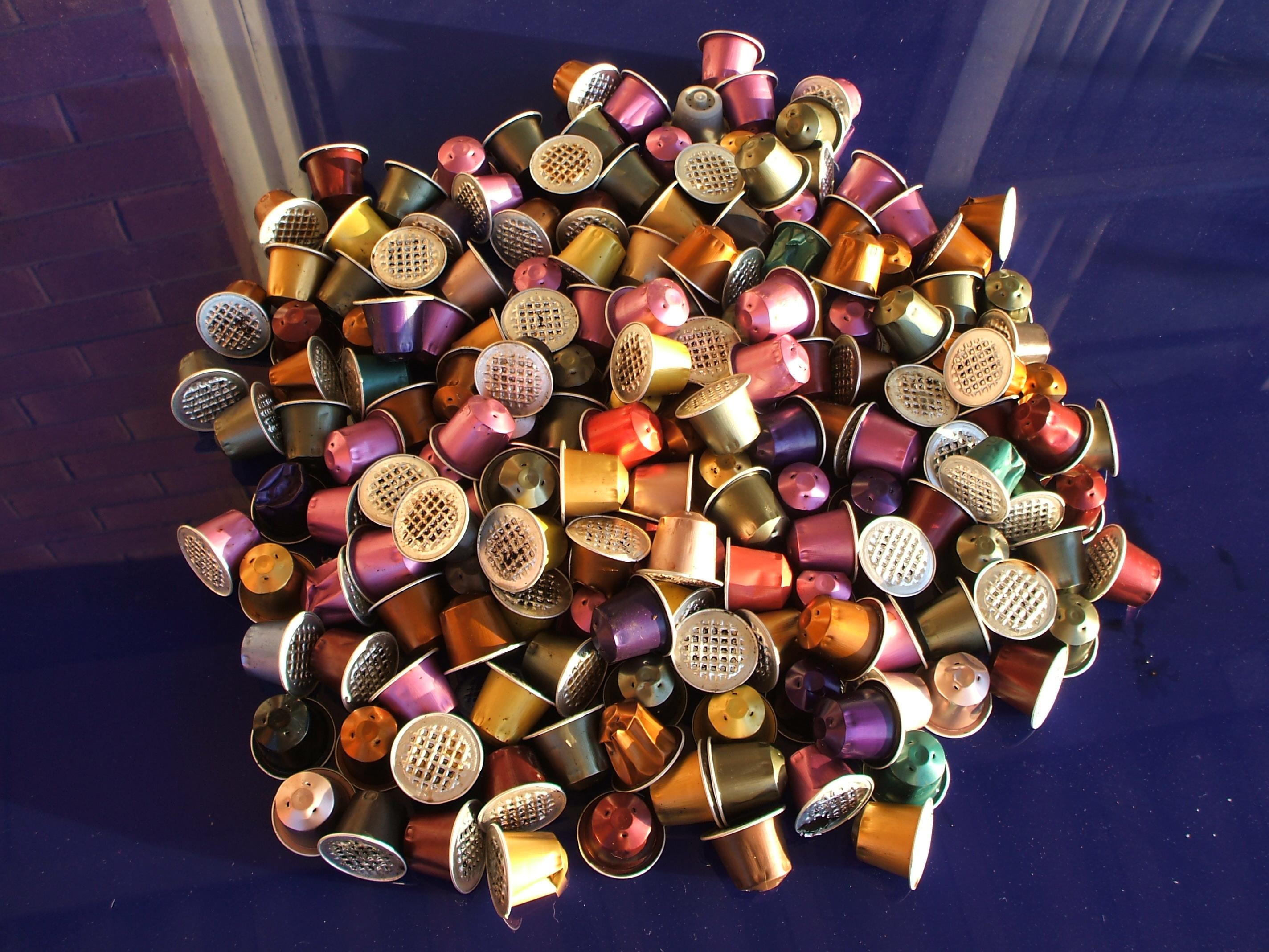 Walter Magnus e l' invenzione per riciclare le capsule di caffè 2