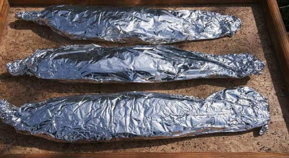 carta stagnola metalli pesanti