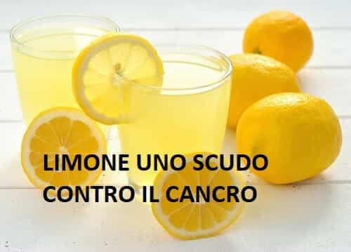 limone uno scudo contro il cancro senza effetti collaterali