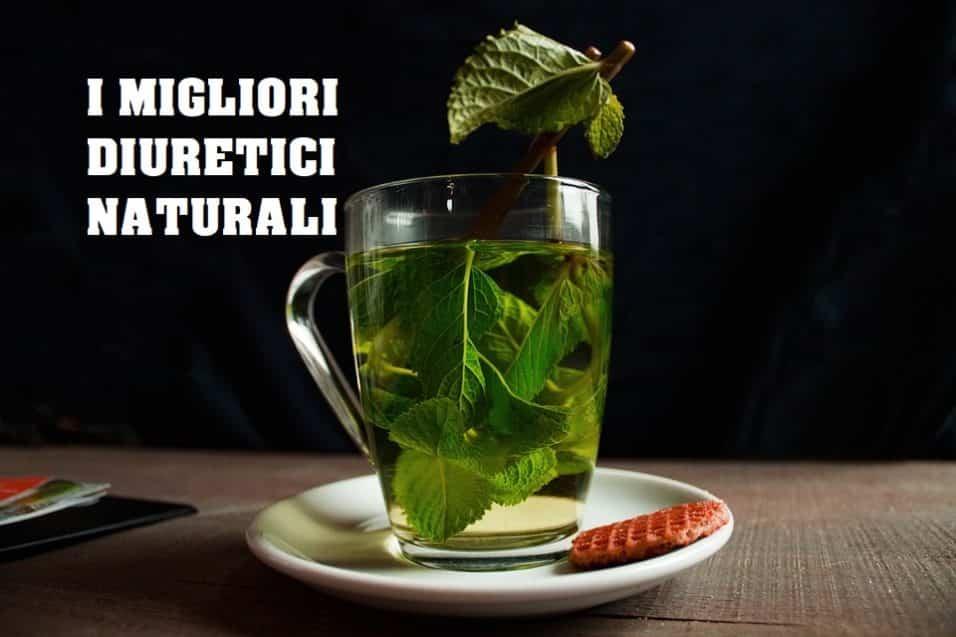 diuretici naturali te verde