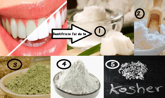 Dentifricio fai da te: Ecco come prepararlo. Le ricette