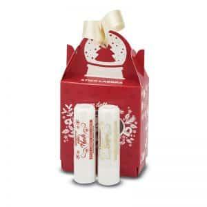 Bottega Verde Natale 2019 offerte Astuccio Auguri Emozione dei Sogni Stupore della Neve