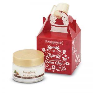 Bottega Verde Natale 2019 offerte Gift crema viso Karitè