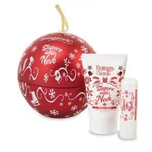 Bottega Verde Natale 2019 offerte Pallina di Natale Stupore della Neve