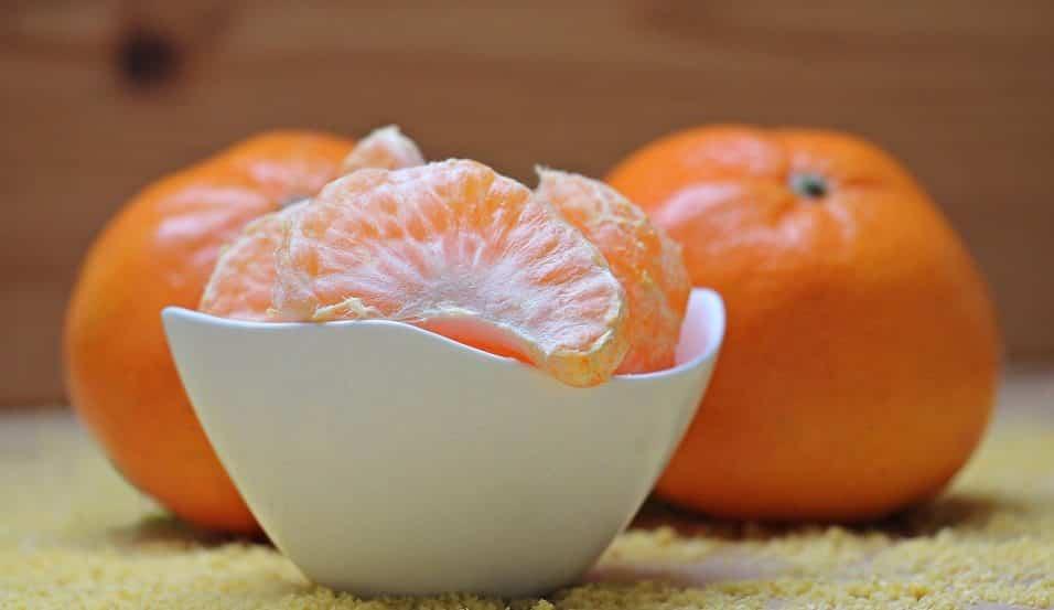 mandarini proprietà, calorie e benefici
