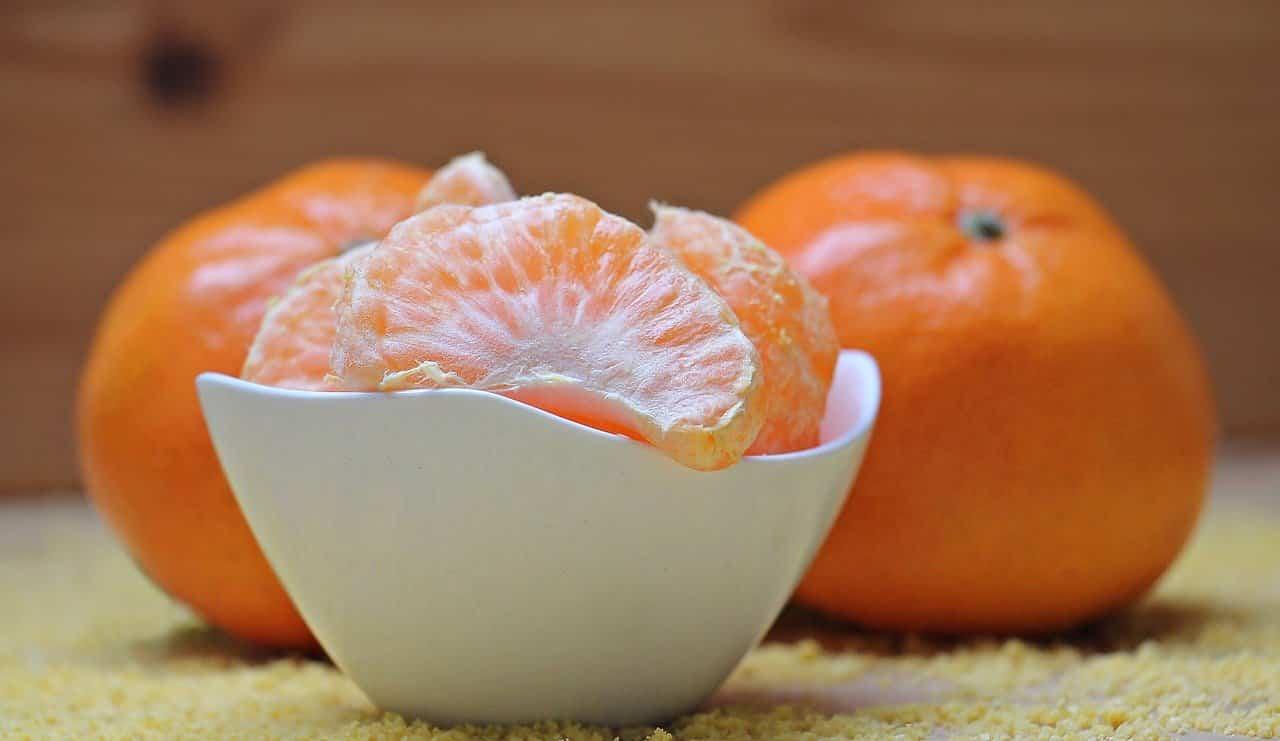 Mandarino: proprietà, calorie, valori nutrizionali e benefici