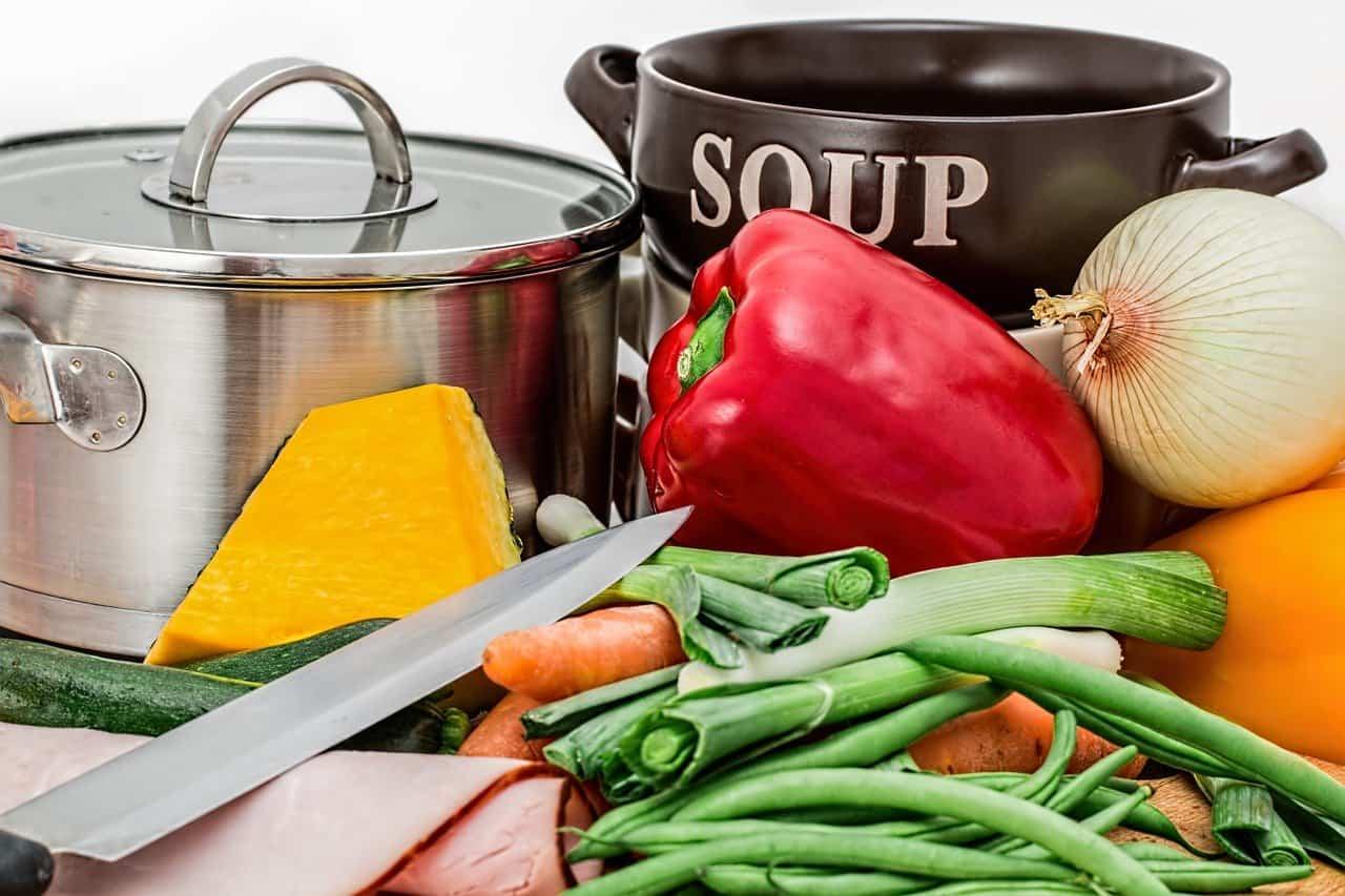 zuppe dimagranti per la dieta