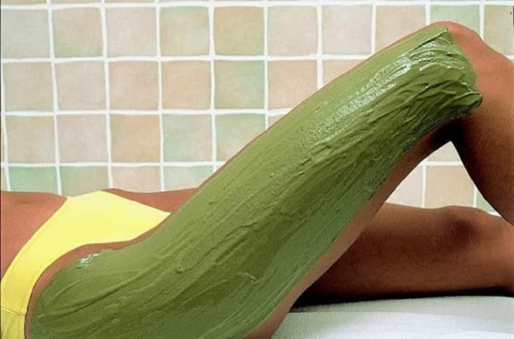 Argilla verde, una manna dal cielo contro la cellulite. Risultati rapidi