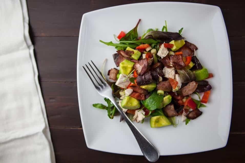 insalata diuretica sgonfia addome