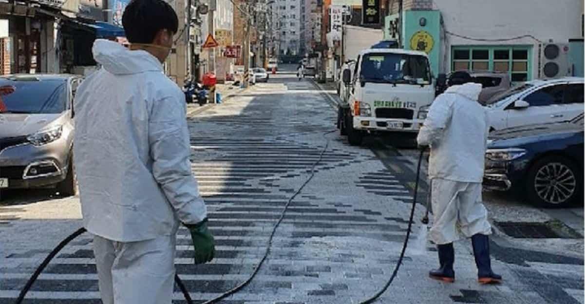 Covid-19: La Corea igienizza e sanifica con microrganismi utili