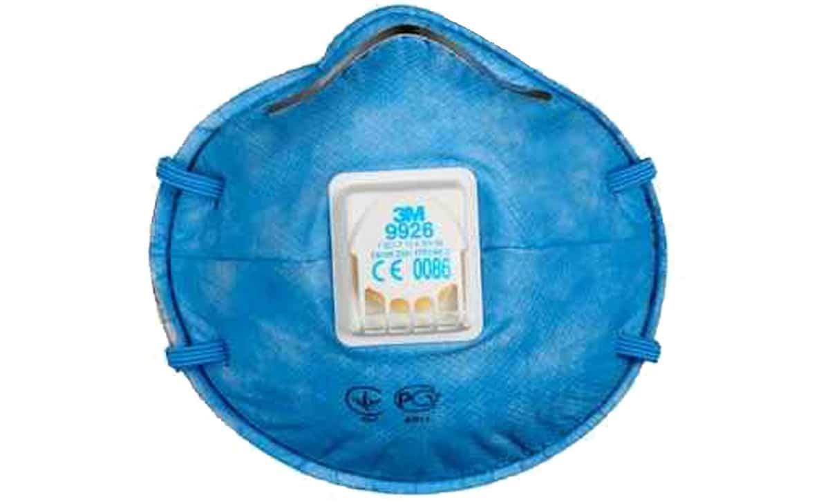 mascherina respiratore 3m