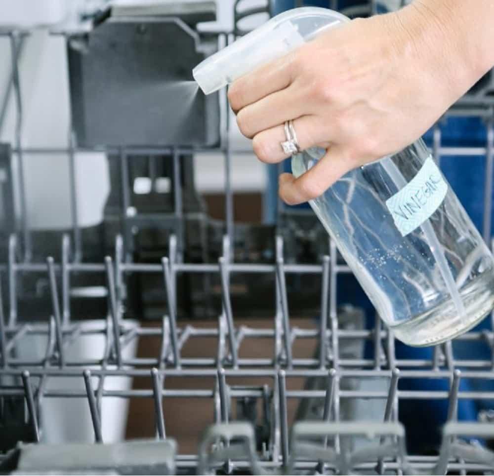 pulire interno lavastoviglie