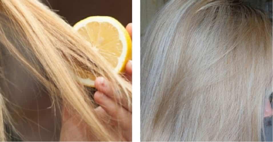 schiarire i capelli rimedi naturali